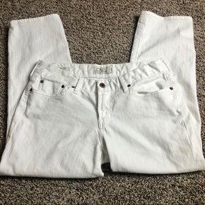 🌟Lucky Brand Crop Jeans
